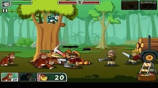 lumberwhack defend the wild android and ios gameplay 1