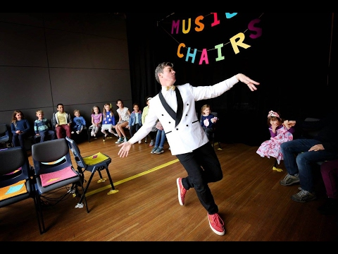 Polyglot Theatre & Invisible Orchestra - Musical Chairs