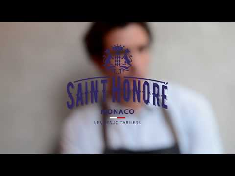 SAINT HONORE MONACO - Les beaux tabliers