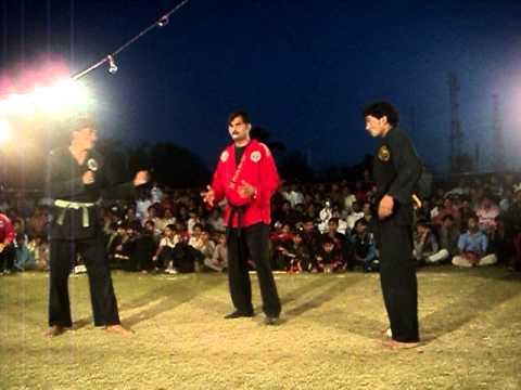 tai karate center a samad sir fght 2 25th national bando