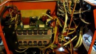 Ремонт сварочного полуавтомата schweis iws-300(Полетел блок питания в чем была проблема не удалось выяснить поэтому была изменена схема., 2016-02-05T16:50:16.000Z)