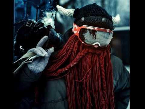 Viking Beard Beanie - Fox Stark - YouTube 3ea2d379d3f