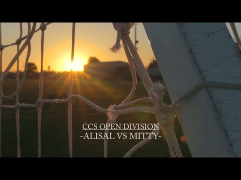 CCS Open Division: Alisal vs. Mitty