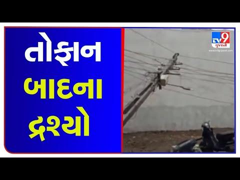 Cyclone Tauktae: Bhavnagar's