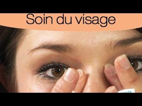 Enlever Les Cernes Et Poches Sous Les Yeux Youtube