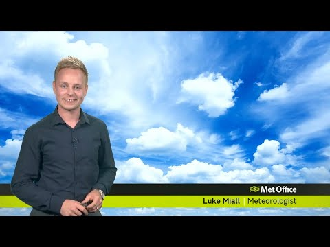 Sunday afternoon forecast 23/06/19