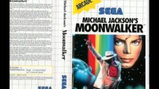 Another Part Of Me - Moonwalker SEGA Master System