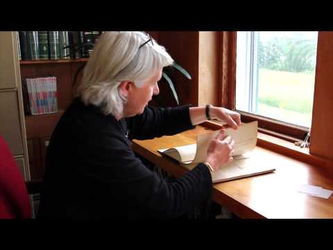 Exploring WoodenBoat's Rare Book Library