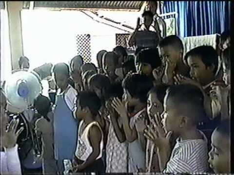 Sunday School and Milk Feeding