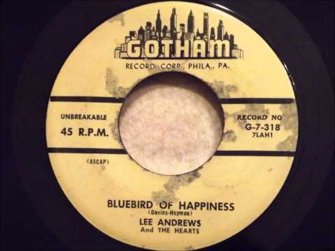 Lee Andrews and The Hearts - Bluebird Of Happiness - Classic Mid 50's Ballad