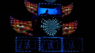Shpongle Live Wakarusa 2011 Front Row