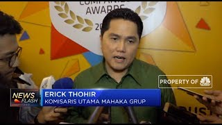 Download Video Erick Thohir Buka Suara Mengenai Pembelian Saham VIVA MP3 3GP MP4