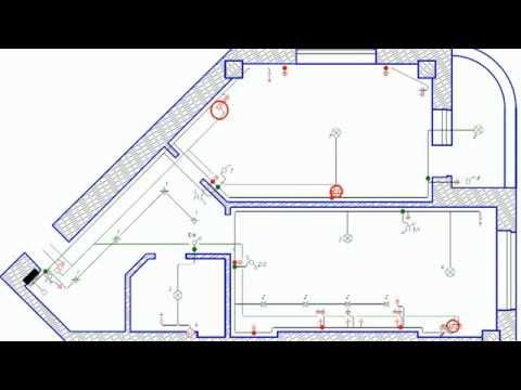 Т2 Архитектура электропроводки