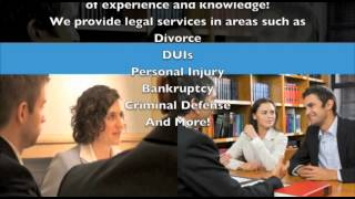 Attorney Canton GA - Best attorney in Canton, GA! DUI, Divorce, Bankruptcy, Personal Injury