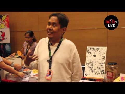 Gerry Alanguilan Aka Komikero Talks About Rodski Patotski And His Current Works At Komikon