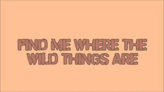 Alessia Cara- Wild Things (lyrics) Video