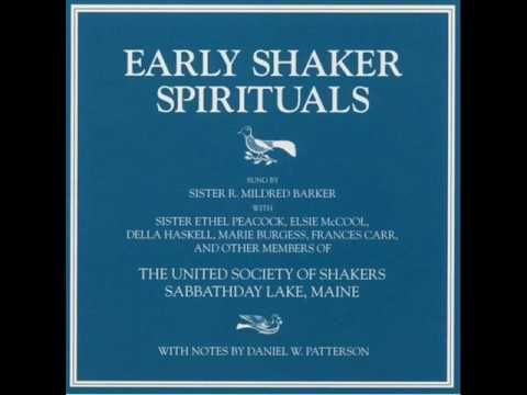 United Society of Shakers - 'Tis the Gift to be Simple