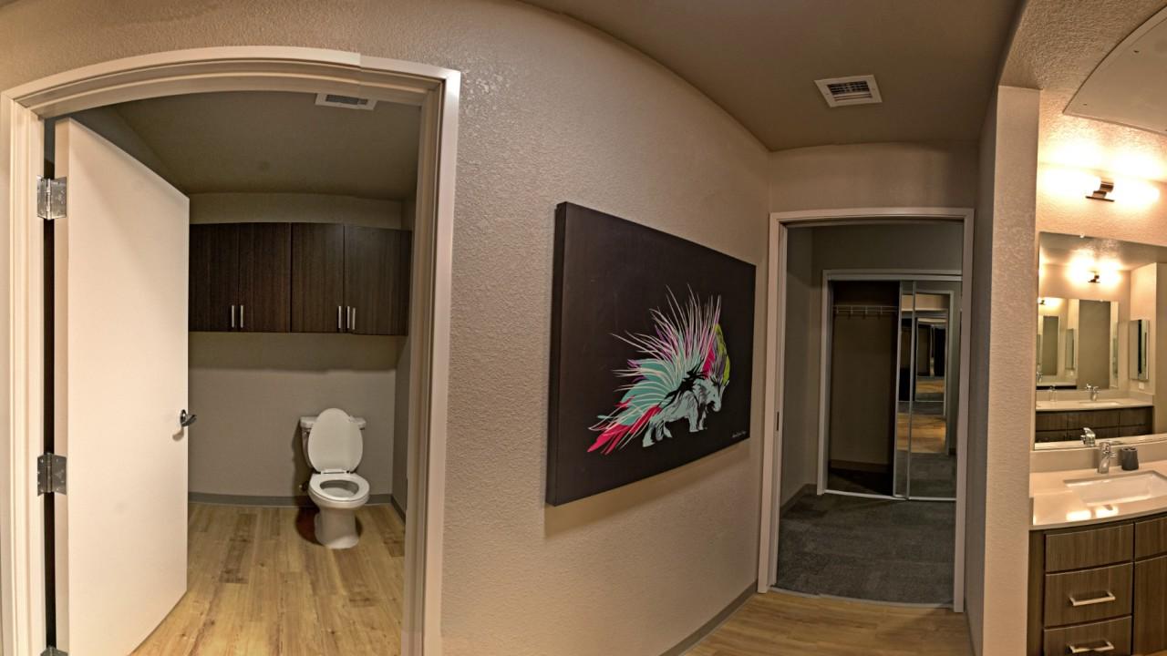 Palo Verde East Dorm Room