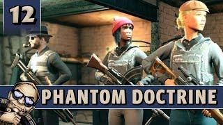 Phantom Doctrine - KGB Campaign - Part 12 - Nothing Suspicious Happening Here