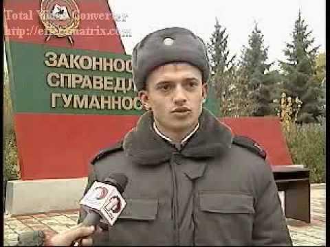 Настоящий милиционер: Вот я дебил, с*ка...