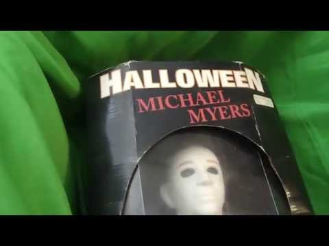 Halloween Michael Myers Spencer Gifts Doll Plays Music