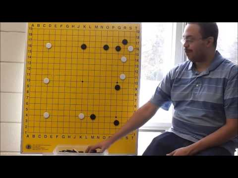 Sunday Go Lessons: The High Chinese Opening Part One