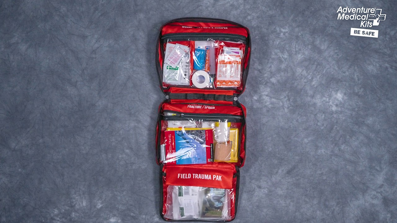 Sportsman/'s Safety Pak Outdoor Survival Kit Nouveau