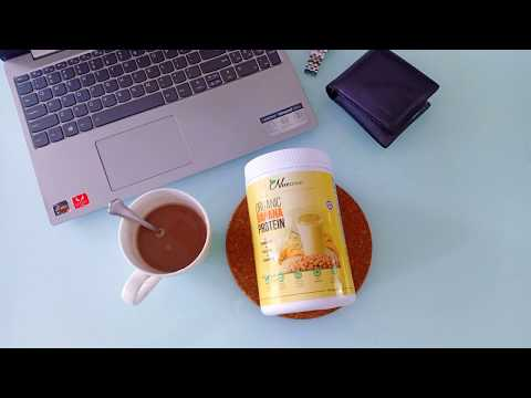 Nuewee Banana Mix with Chocolate Drinks
