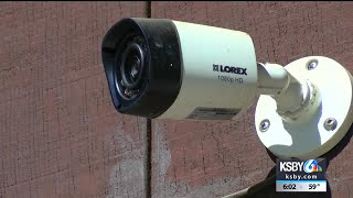 SLO police say registering your home surveillance camera can help them catch crooks
