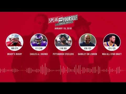 SPEAK FOR YOURSELF Audio Podcast (1.19.18) with Colin Cowherd, Jason Whitlock | SPEAK FOR YOURSELF