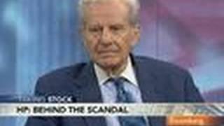Schwartz, Banks Discuss Resignation of HP's Mark Hurd: Video