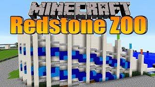 Ich darf den JO definitiv nichts bauen lassen! :D - Minecraft Redstone Zoo #32