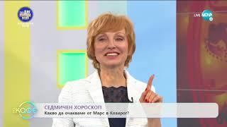 """Седмичен хороскоп: Какво да очакваме от Марс в Козирог? - """"На кафе"""" (24.02.2020)"""