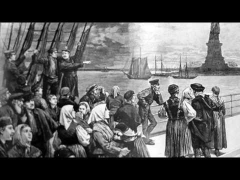 Ellis Island Style Immigration