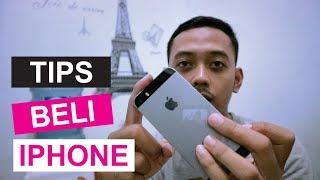 Tips Membeli iPhone Second Agar Tidak Menyesal