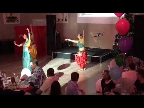 Видео Индийские танцы