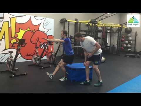Patella Tendinopathy - Rehab level 2