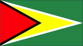 Guyana Flag and Anthem