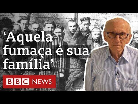 Auschwitz: sobrevivente brasileiro