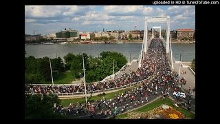 2 Million Bicycles In Budapest Critical Mass