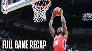 THUNDER vs PELICANS | Holiday & Randle Combine For 65 | February 14, 2019