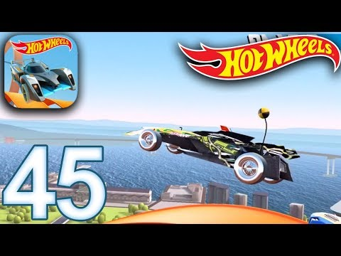 Hot Wheels: Race Off - SUPERCHARGE Challenge #45 (iOS Android)