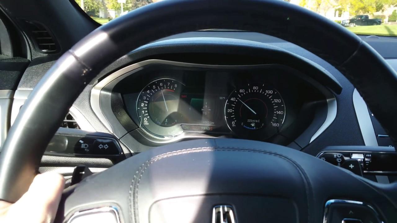 2017 Lincoln Mkz 2 0l 0 60 Mph