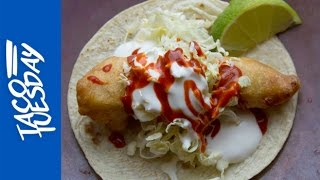 Taco Tuesday: Baja Fish Tacos