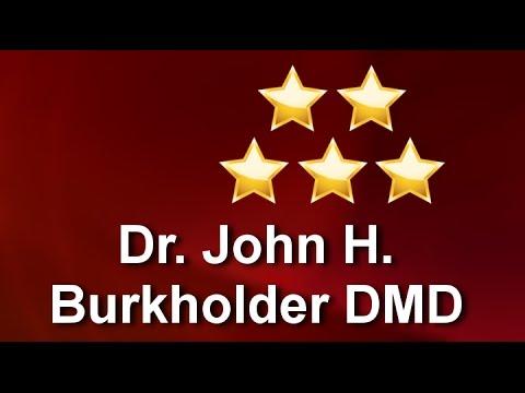 Dr. John H. Burkholder DMD Menlo Park  Amazing 5 Star Review by MC T.