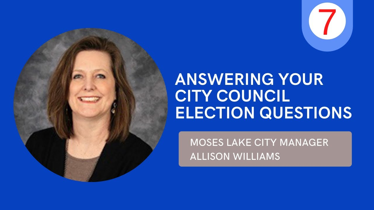 ML City Manager sits down with us to answer questions about the upcoming city council elections