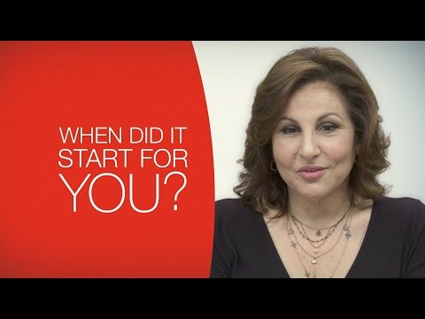 Kathy Najimy, When Did It Start For You? - YouTube