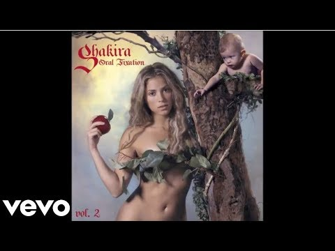 Shakira - Hips Don't Lie ft. Wyclef Jean (Audio)