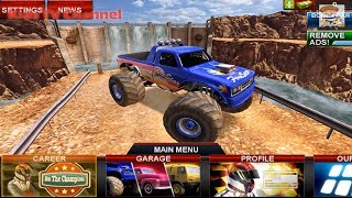 Offroad Legends Hill Climb - Monster Trucks, 4x4 Racing - Videos Games for Android