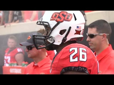 OSU Cowboys take down Louisiana Lions 61-7
